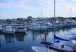 Transient and full-season slip rentals