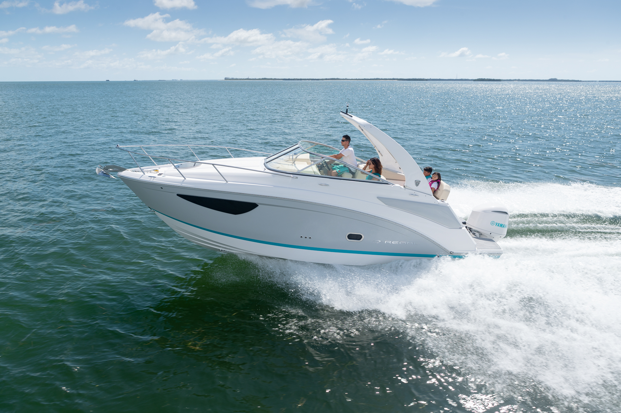 26' Outboard Express Cruiser in New Jersey