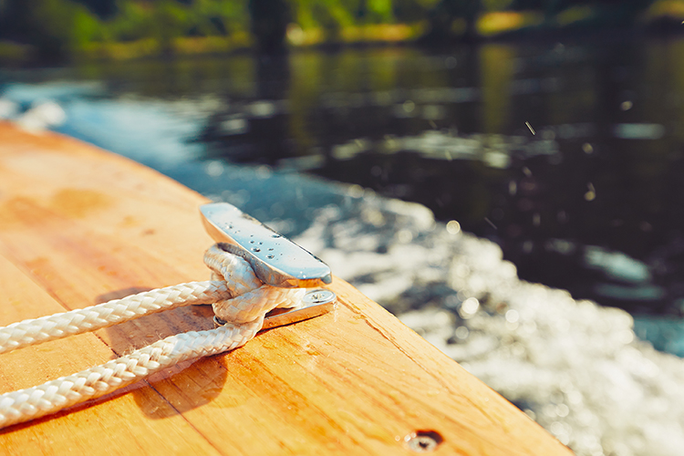 5 Common Boat Knots and How to Tie Them