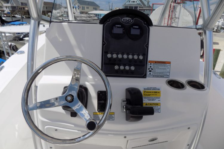 2020 Sea Fox 206 Commander