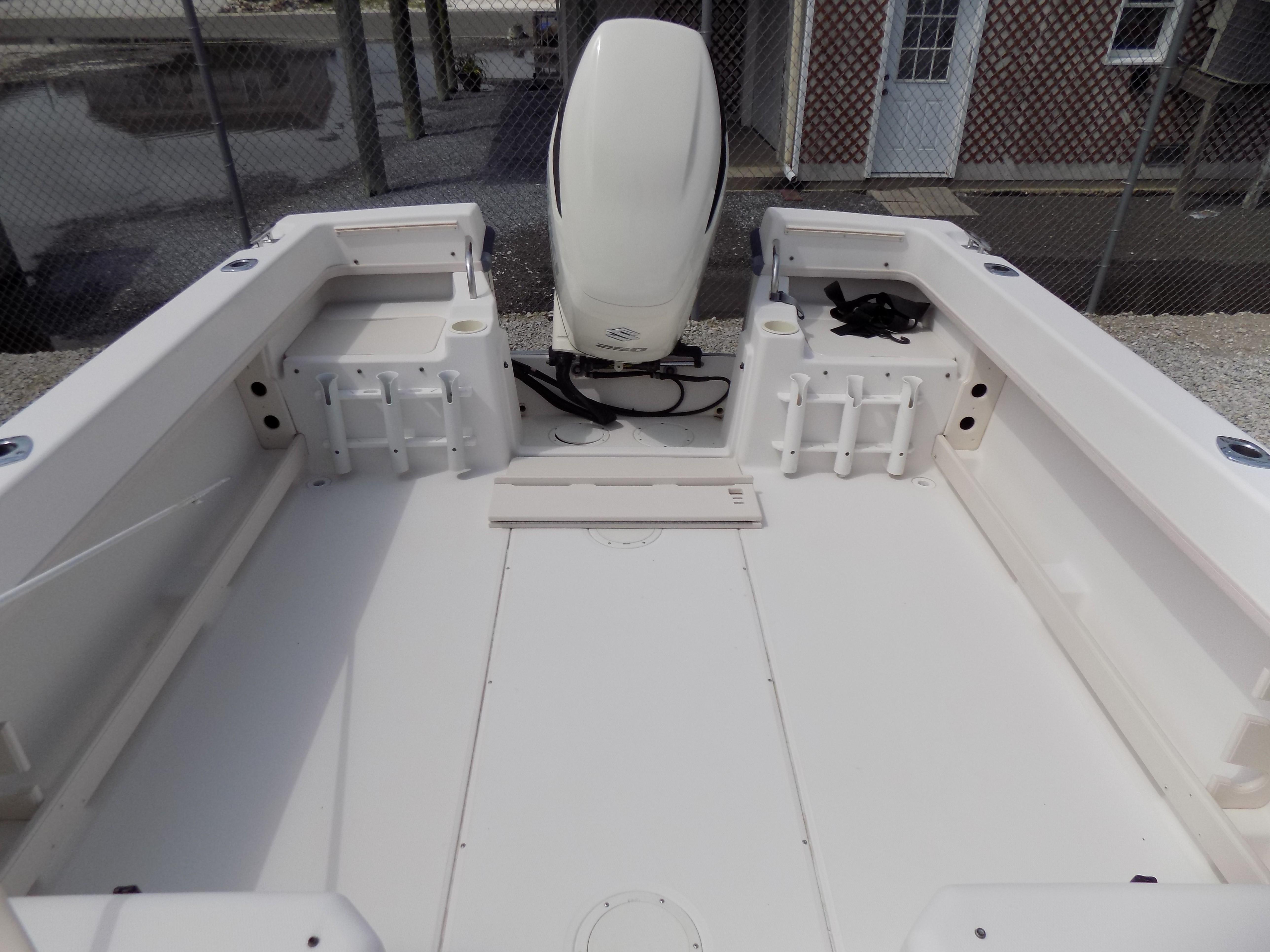 Grady-White 226 Seafarer WA