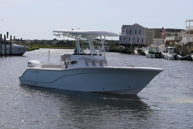 2020 Sea Fox 249 Avenger