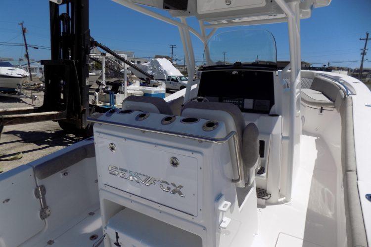 2020 Sea Fox 288 Commander