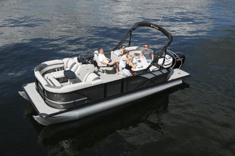 2020 Sylvan L-3 LZ Port Bar