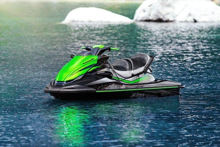 2020 Kawasaki STX160LX