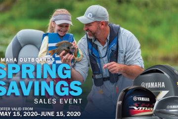 Yamaha Spring Savings Sales Event