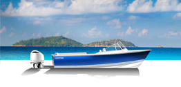 2021 Limestone 250R Fish Boat