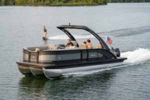 What makes Barletta Pontoon boats different from other pontoon boat manufacturers