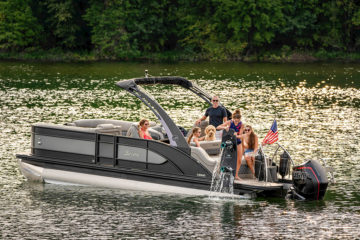 What makes Barletta Pontoons such a great boat?