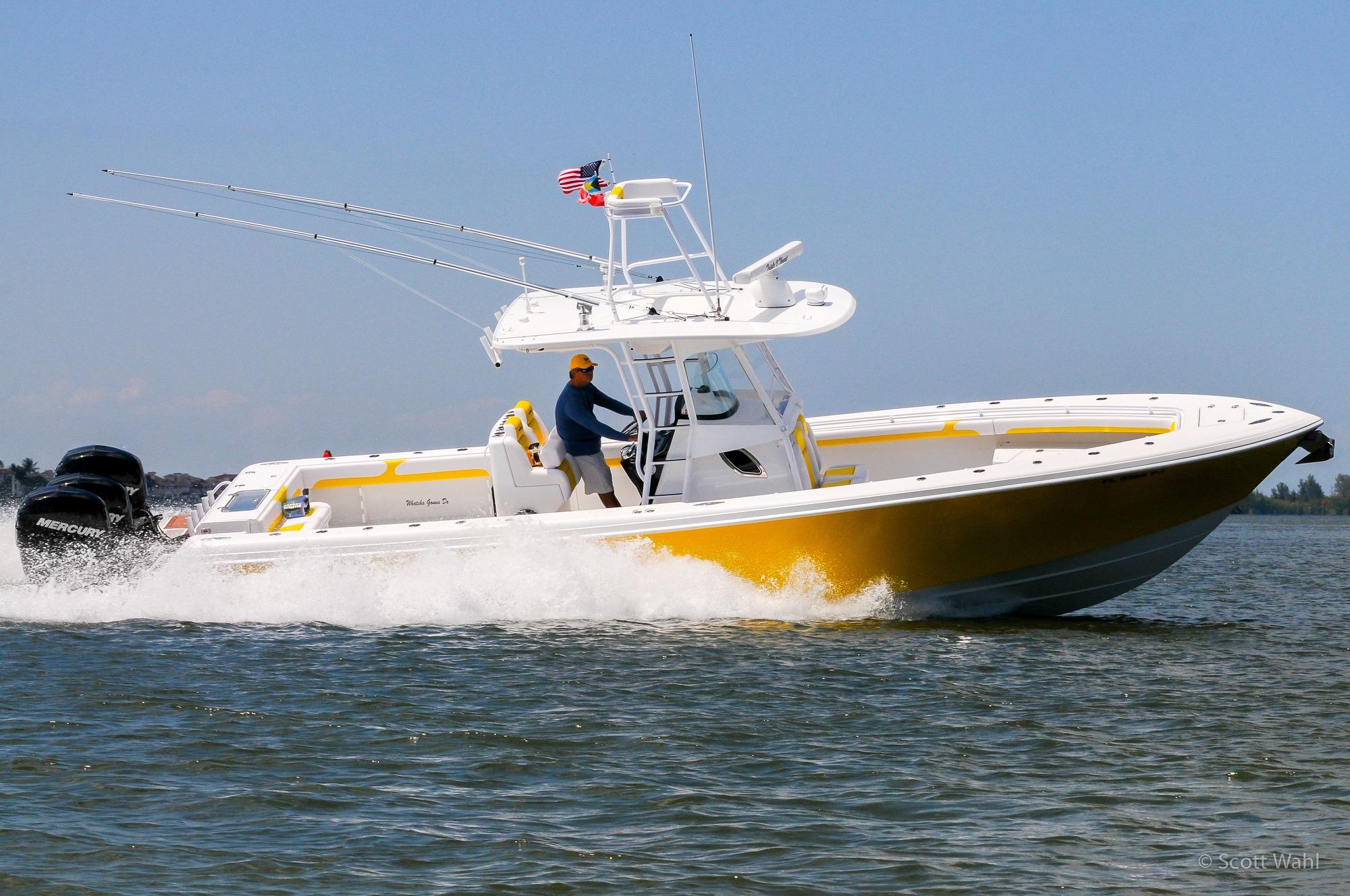 2021 Bluewater 355e