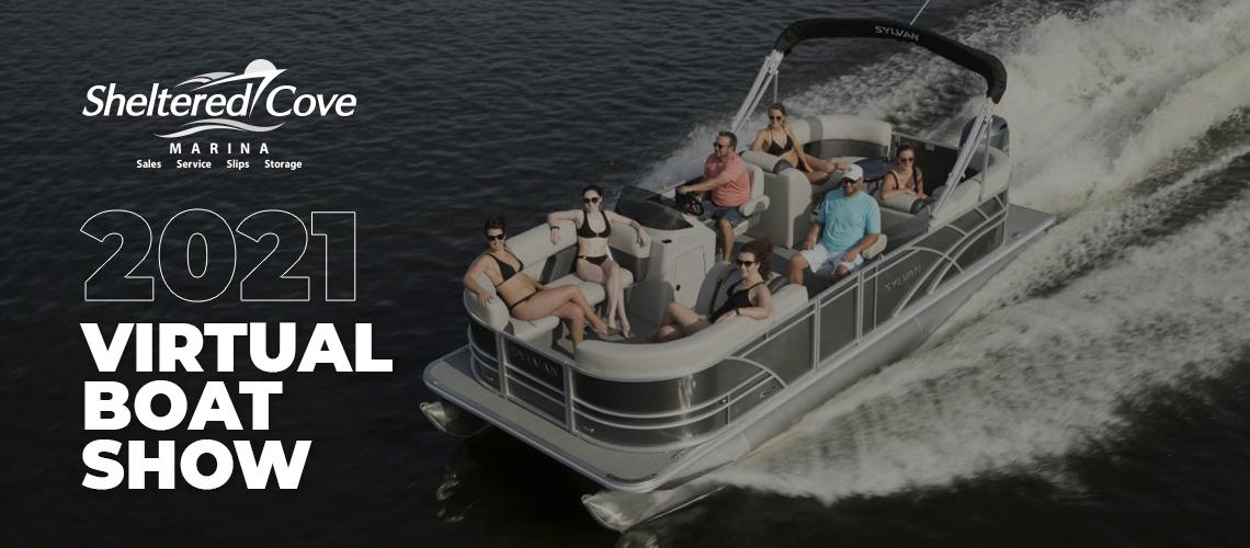 2021 Virtual Boat Show in Tuckerton, NJ